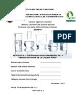 Practica 5 - UPIICSA Quimica Aplicada