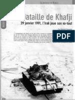 Batailles Et Blindés - La Bataille de Khafji(Irak 1991)