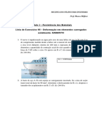 Lista 8 - Deformação Axial (Gabarito)