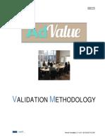 AdValue Validation Methodology En