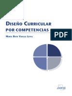 Libro Diseno Curricular-por-competencias Anfei