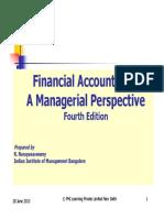 Ch11 4th Ed Financial Accounting Narayanaswamy
