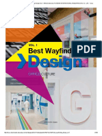 Wayfinding Design (Vol .1 Office_culture) by Hi-Design International Publishing (Hk) Co., Ltd