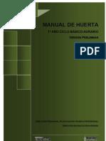 Manual de Huerta