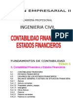 2. Estados Financieros