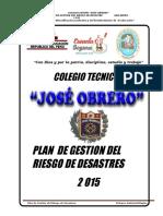 Plandegestiondelriesgodedesastresi 150603030953 Lva1 App6892 (1)