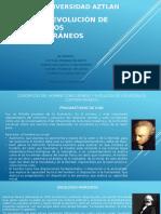 Génesis y Evolución de Los Modelos Contemporáneos