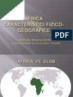 Africa Prezentare Generala