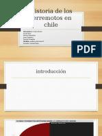 Chile y La Historia de Los Terremotos