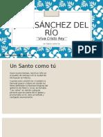 José Sánchez Del Río
