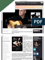 Partituras - Flamenco Guitar - Paco Serrano