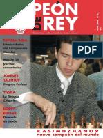 Revista Peón de Rey 033