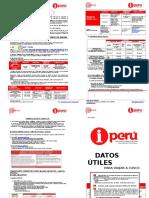 Datos Útiles Para Viajar a Cusco - Act 30Mayo 2014