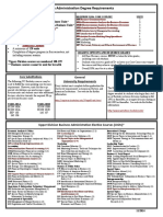 Haas Graduation Requirements
