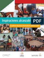 CIPPEC Inspiraciones Alcanzables 2016 - Modelos colombianos