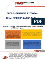 America Latina Al 2040