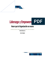 3- Liderazgo y Empowerment