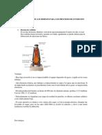 Clasificacion de Los Hornos Para Los Procesos de Fundicion