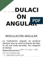 Modulación Angular