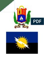 Bandera y Escudo Del Zulia