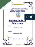 Influencia de La Television