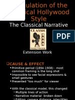 Classical Style to 1928 PP