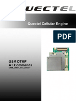 Quectel DTMF AT Commands