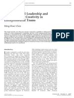 1 Creativity and Innovation Management-Chen-2007