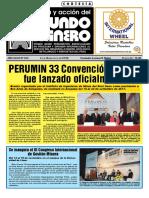 Mundo Minero.- Noviembre 2016