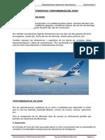 06 Características y Performances Del Avión