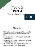 topic 2 Socialist.pptx