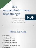 Distúrbios hidroeletrolíticos período neonatal.pptx
