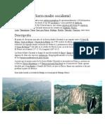 Sierra Madre Occidental
