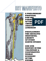 Luminist Manifesto