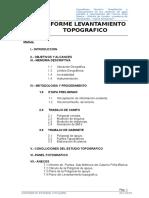 2. Informe Topografico Peña Blanca