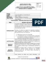 Ficha Tecnica de Capacitacion Acueducto