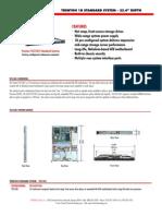 Trenton 1 U Rackmount Configured System 1501_productdatasheet