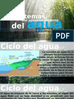 Sistemas Del Aprovechamiento Del Agua