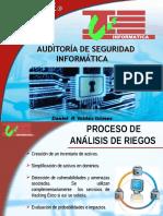 Auditora de Seguridad Informtica