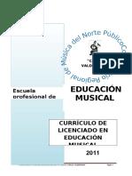 Currículo Licenc en Ed Musical Con Modifi Actual 18 07 (1)