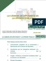 EOP002 Analisis (La camara de diputados y la opinion publica.pps