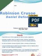 Power Point Robinson Crusoe