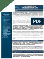 Boletín Informativo UIF N° 37
