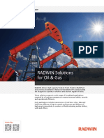 RADWIN Solutions for Oil and Gas