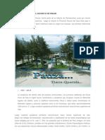 Perfil Historico Del Distrito de Pauza