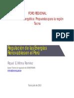 6-Regulacion RER Peru-Riquel Mitma