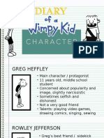 Characters (Wimpy Kid)