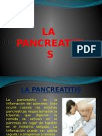 La Pancreatitis
