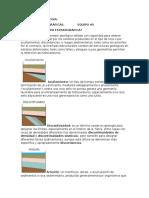 Resumen de Geologia