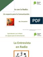 Aprendiendo Con La Radio - 4